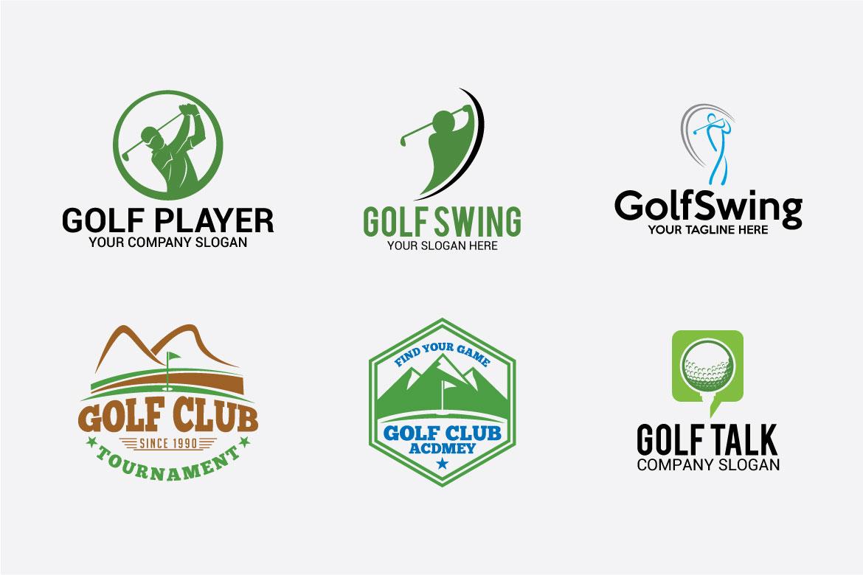 66 SPORTS Logo Templates BUNDLE example image 6