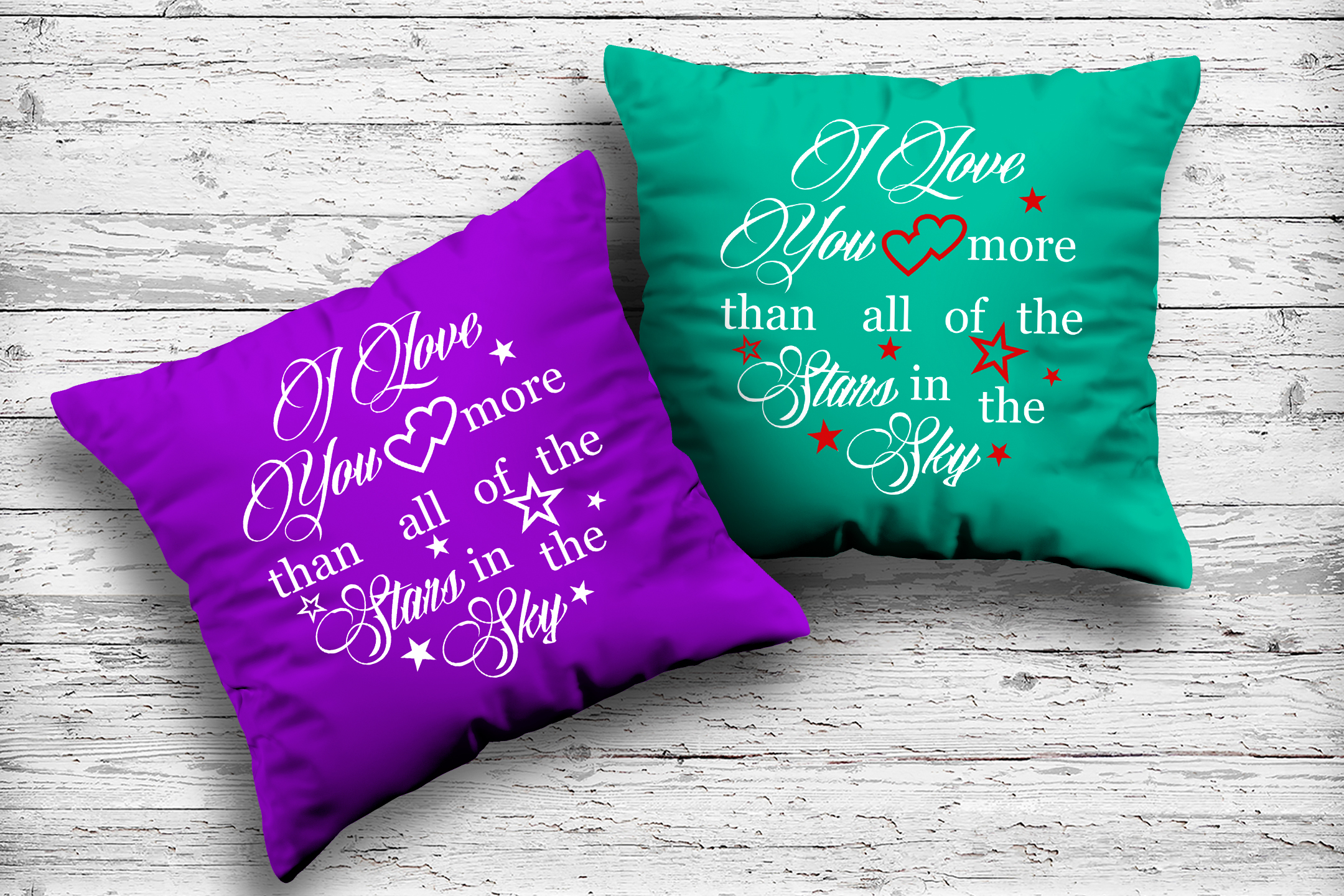 I love you more than all the stars Valentine svg Love svg example image 6