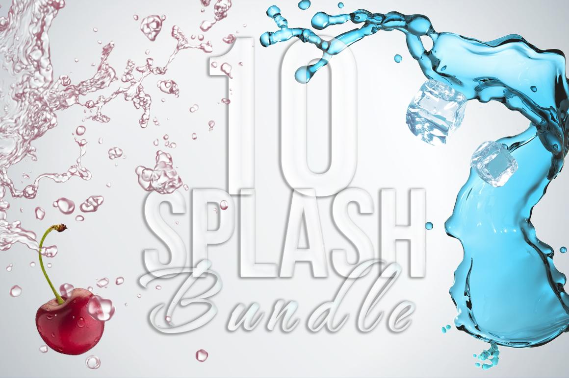 10 Splash Bundle example image 2