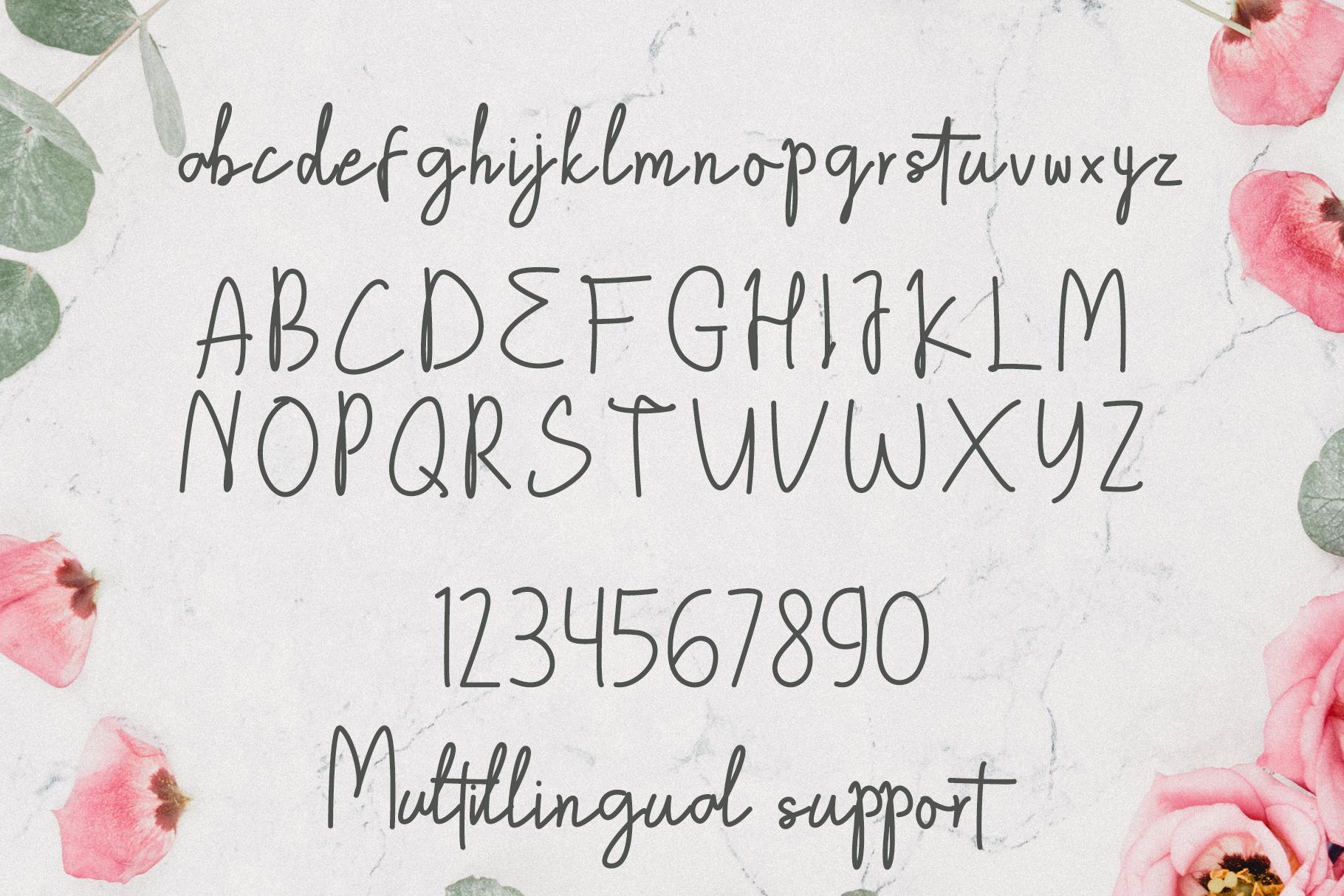 Archestra - Handwritten Script example image 8