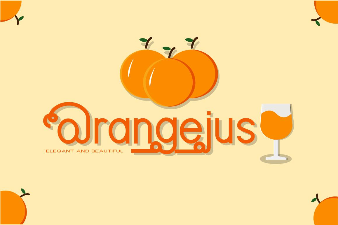 Orangejus example image 1