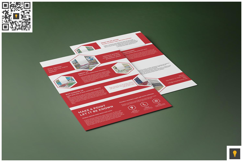 Corporate Hive Print Bundle example image 11
