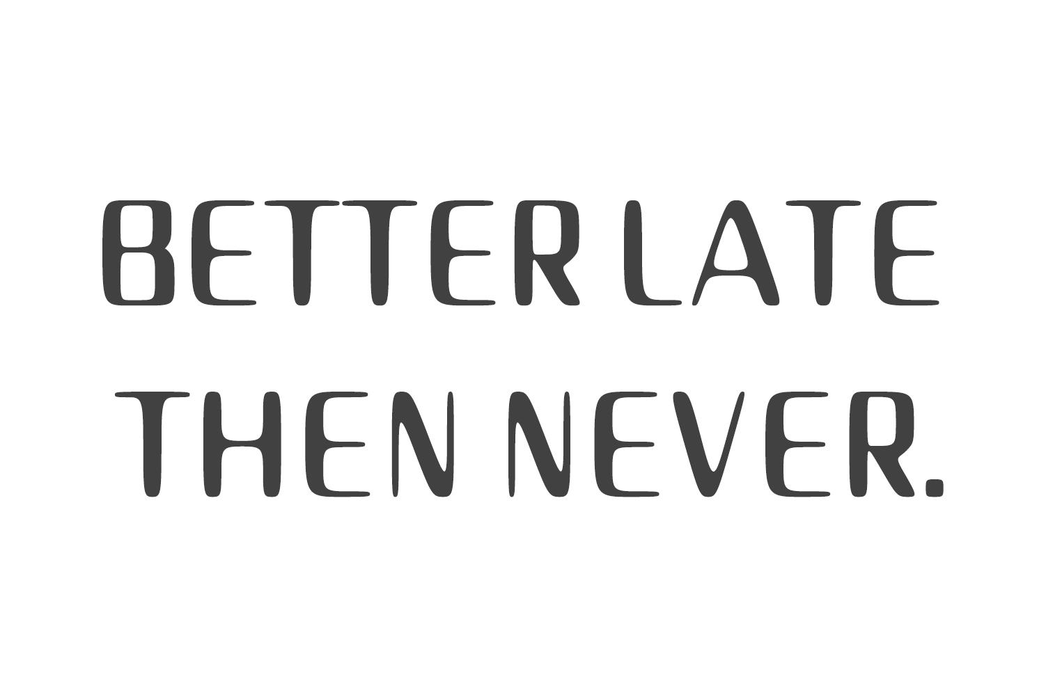 Dayleen Sans Serif Font Family example image 6