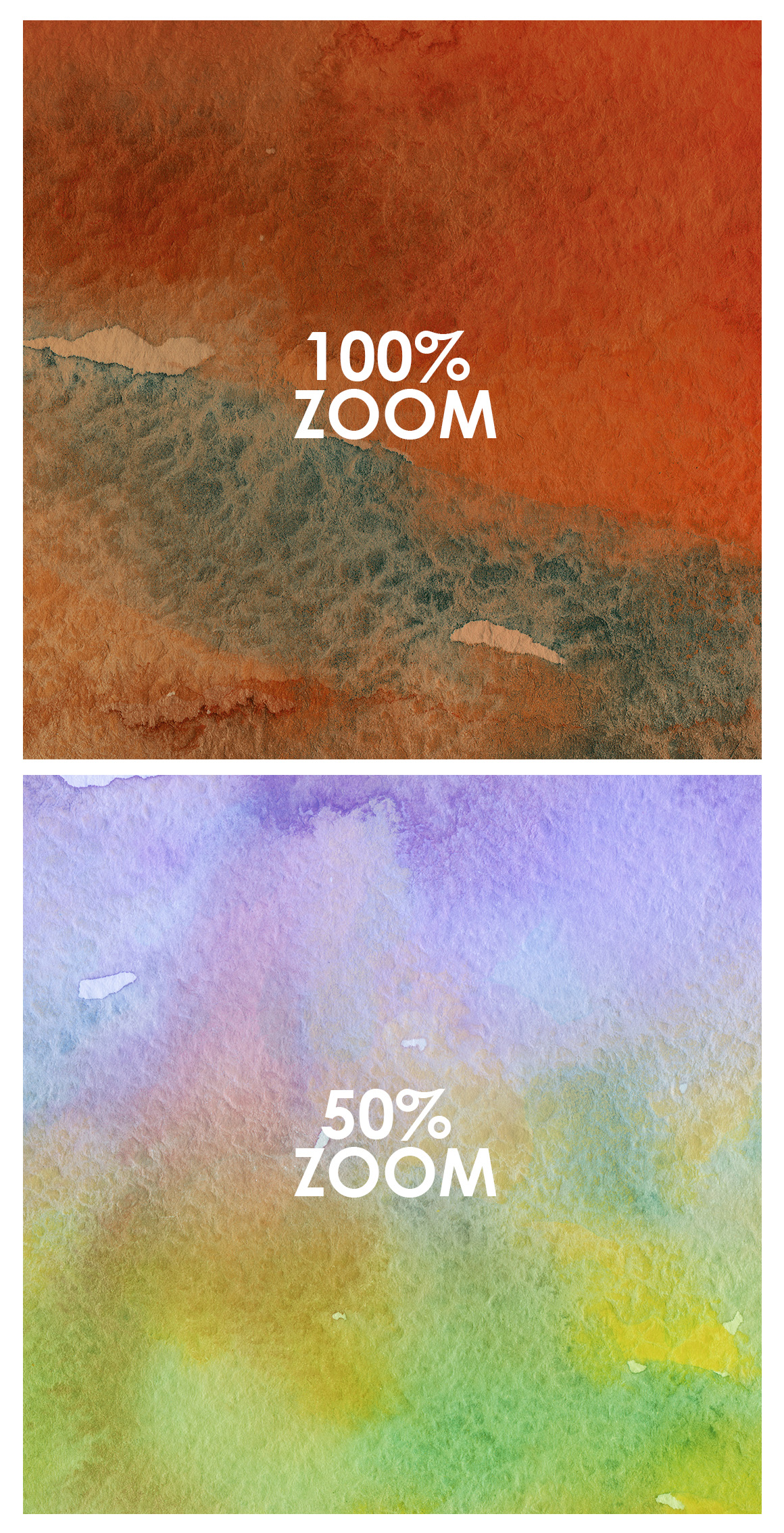 100 Watercolor Backgrounds Vol.3 example image 8