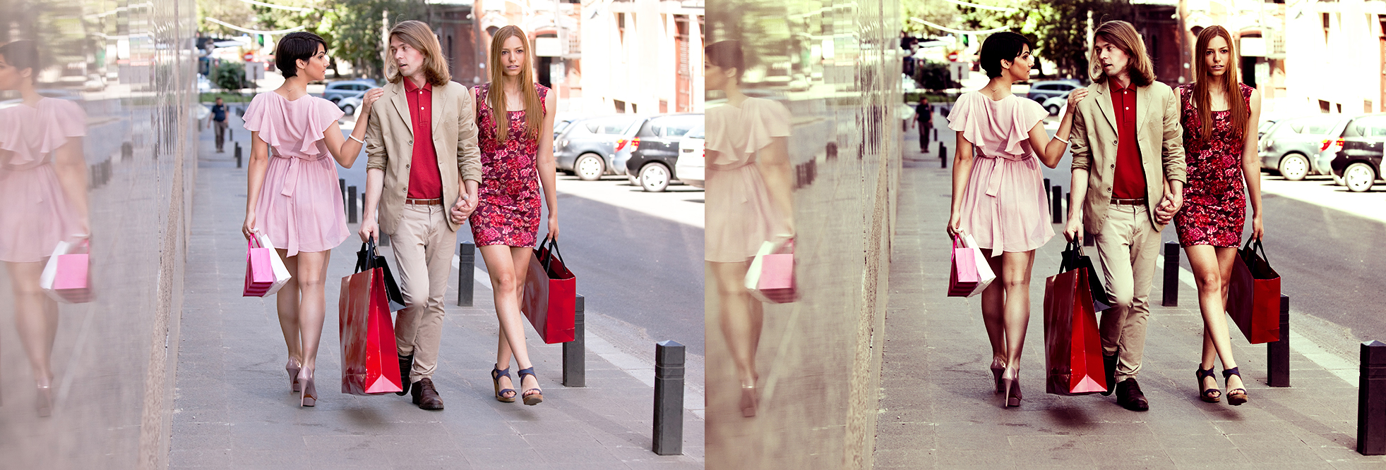 174 Fashion Model Photoshop Actions Collection (Action for photoshop CS5,CS6,CC) example image 3