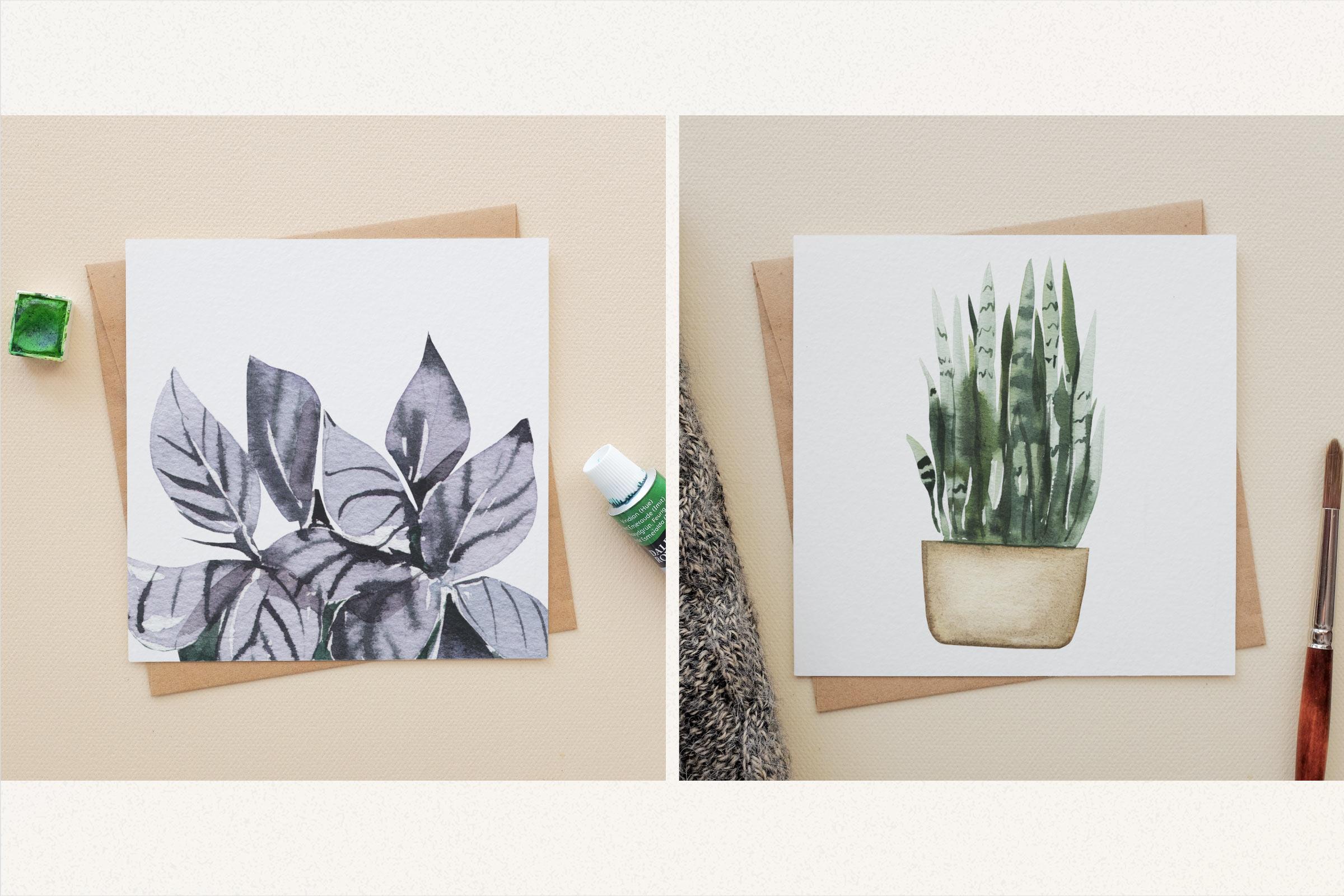 6 Procreate Artwork Mockups example image 3