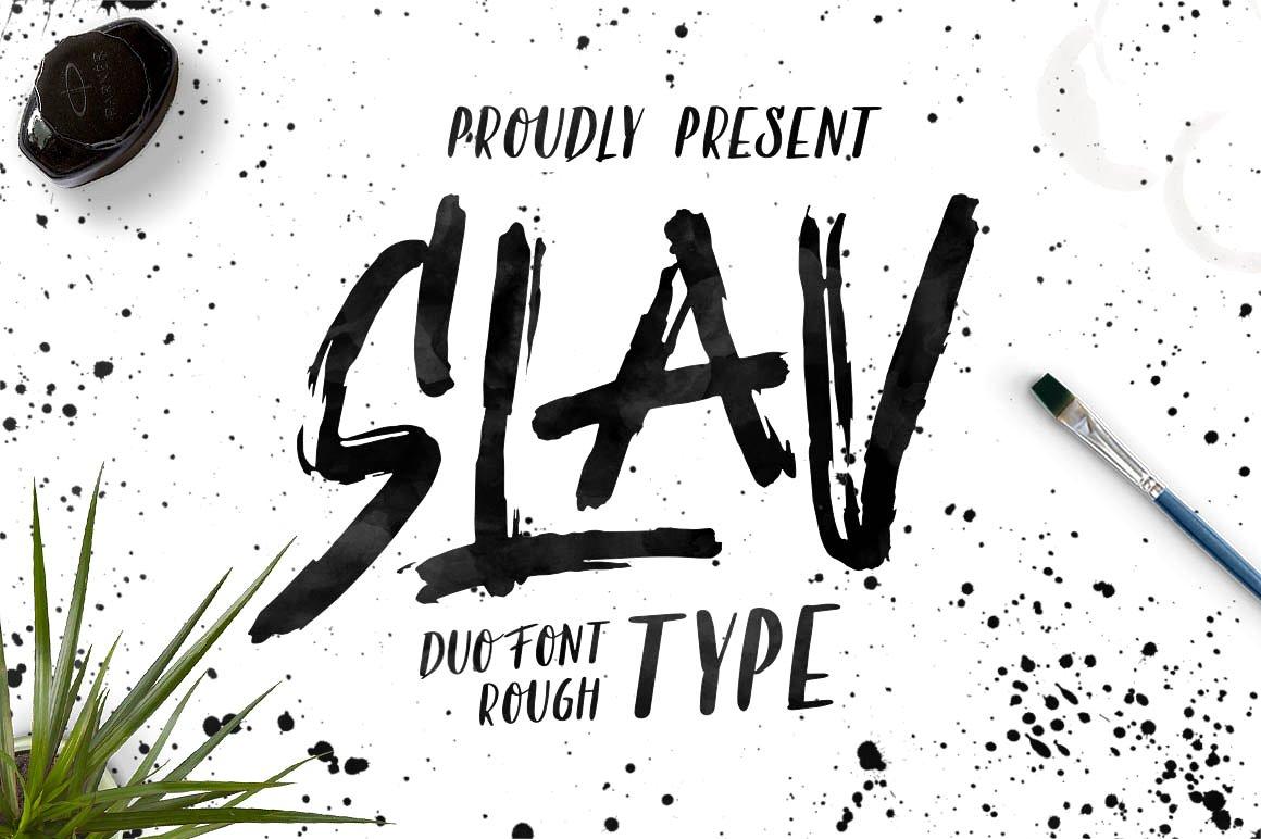 Slav Type example image 7