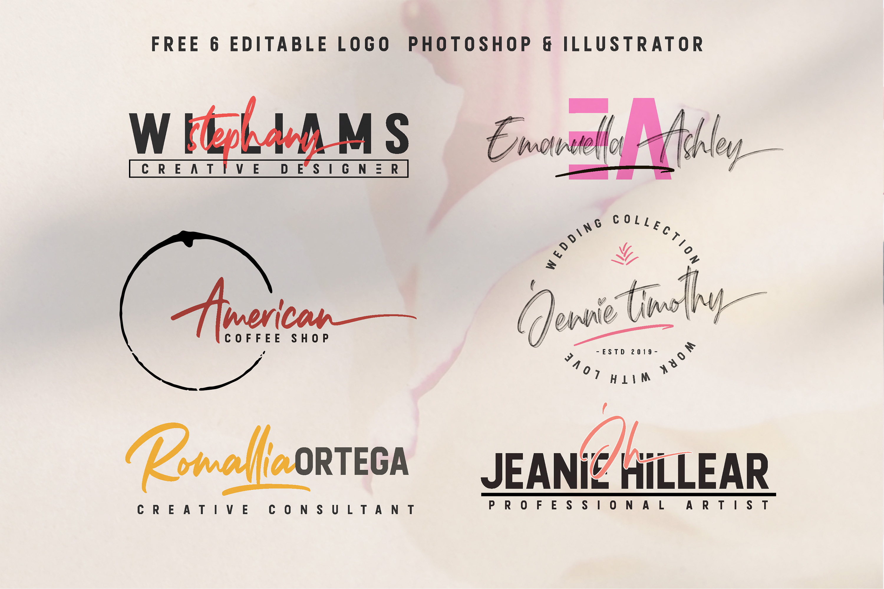 Janetta Rossie | Font Duo SVG extra example image 2