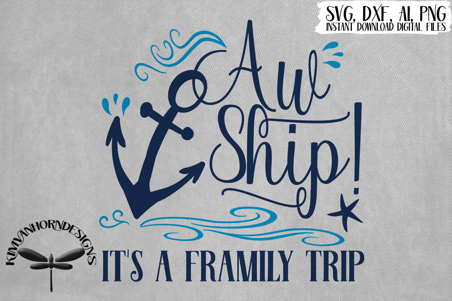 Aw Ship! It's A Framily Trip - Friends & Family Cruise example image 1