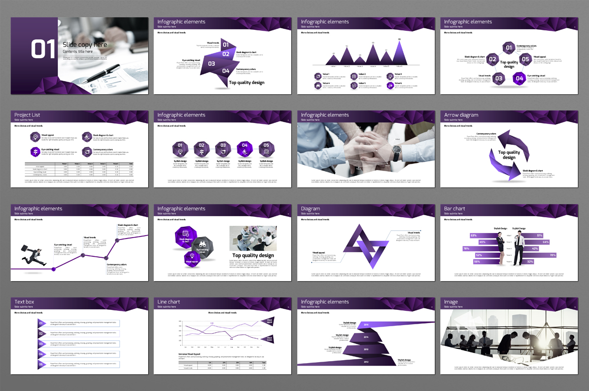 Conference Presentation Template example image 4
