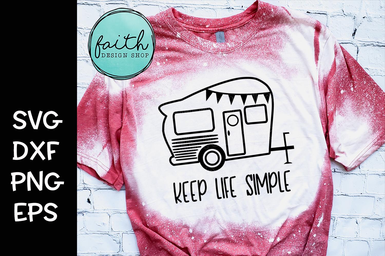 Keep Life Simple Camper example image 2