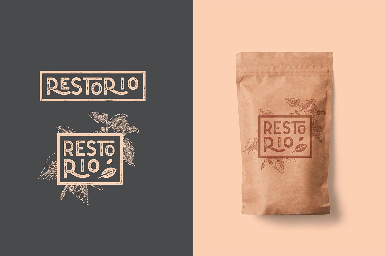 Floresto Textured Vintage Typeface example image 10