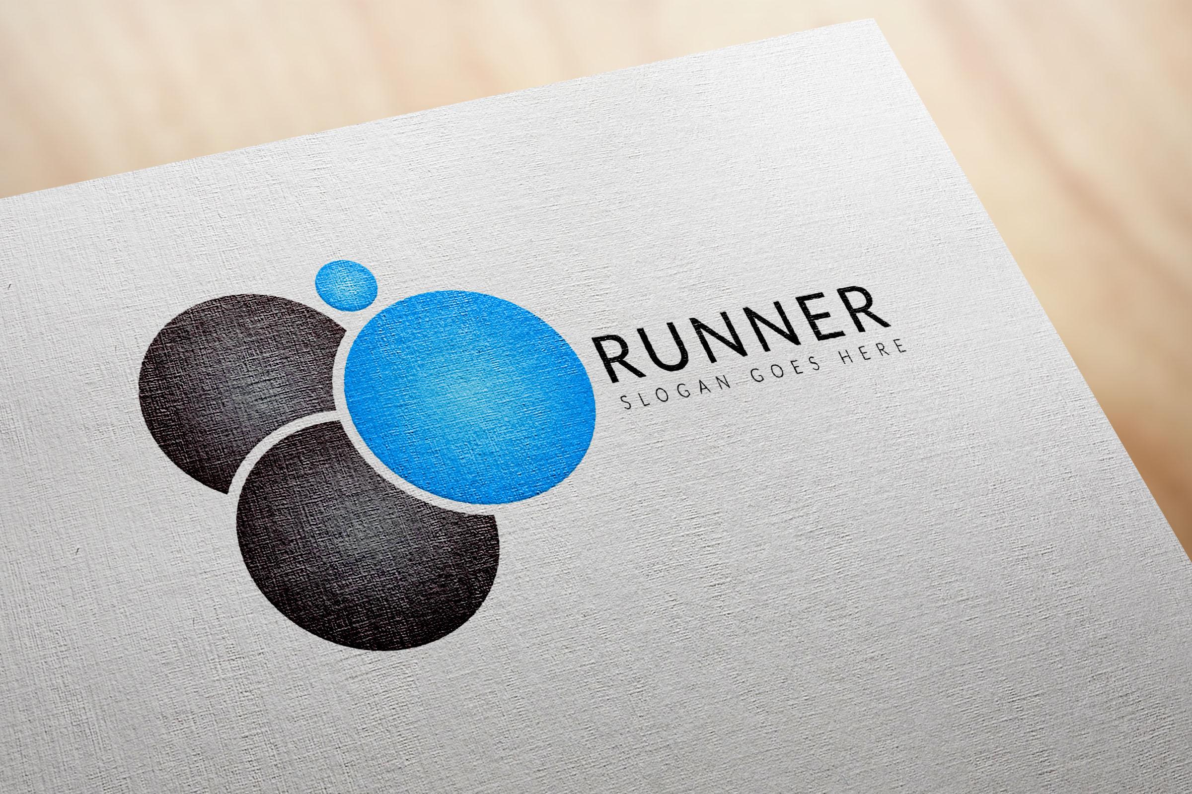 Runner Logo example image 1
