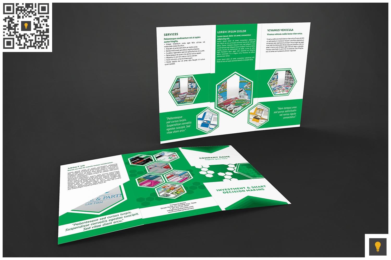 Corporate Hive Print Bundle example image 19