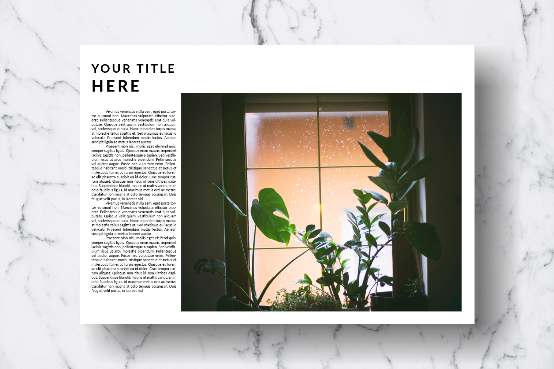 Magazine Template Vol. 14 example image 8