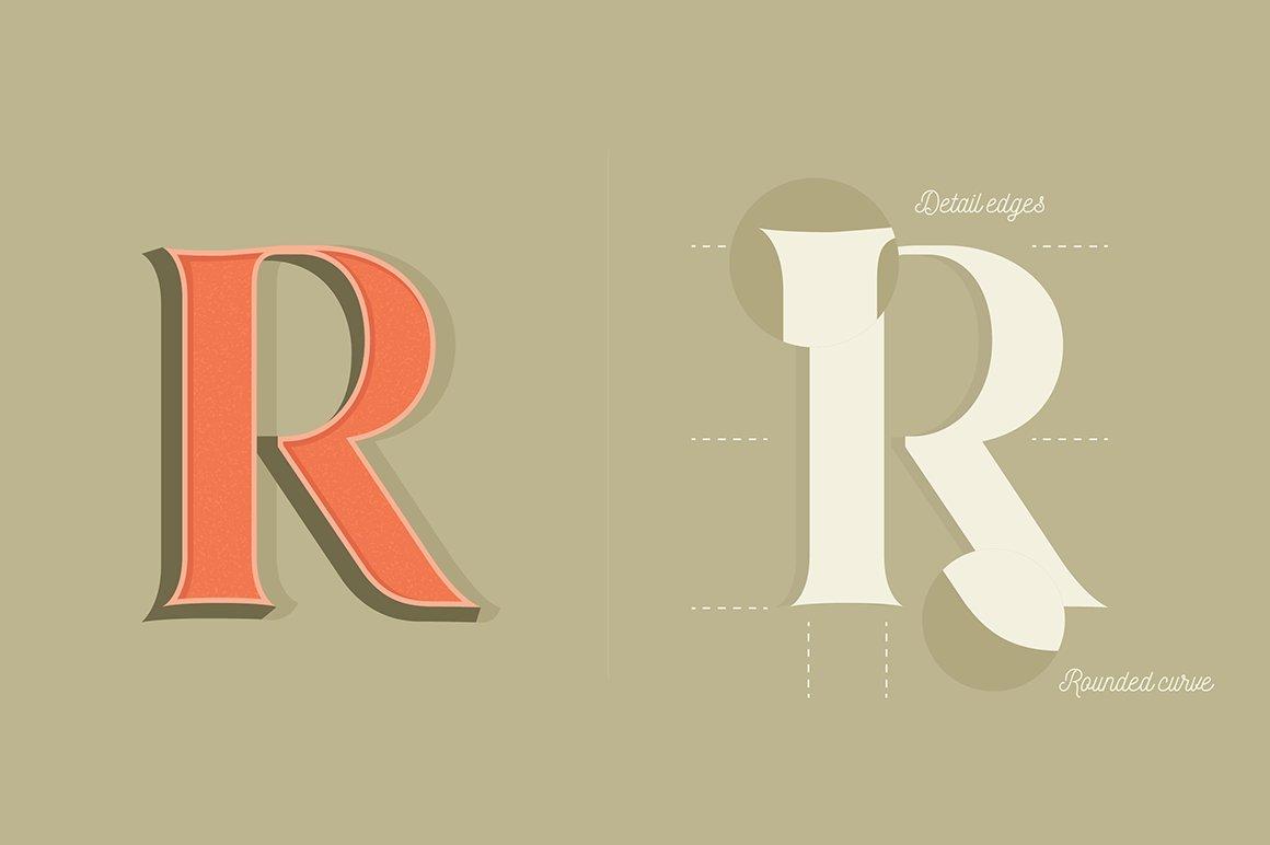Marschel | a Classy Roman Typeface example image 8