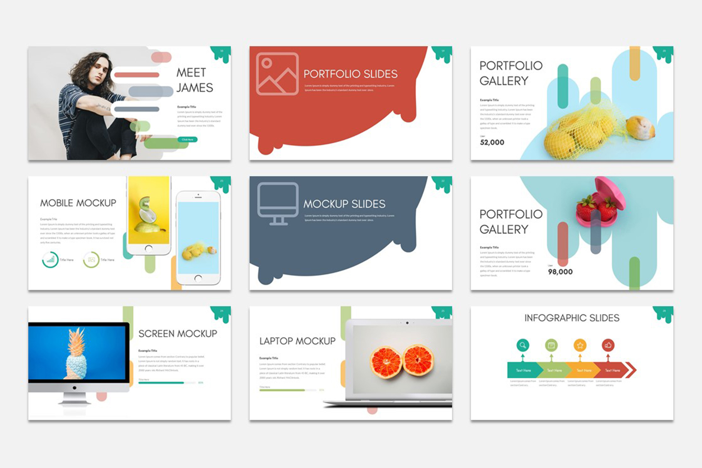 PLAST - Multipurpose Keynote Presentation Template example image 3