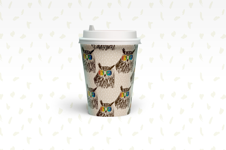 Fashion owls set example image 5
