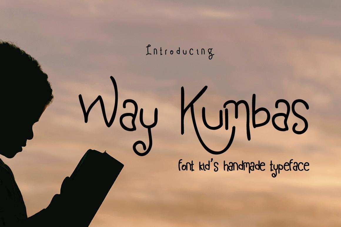 Way Kumbas example image 1