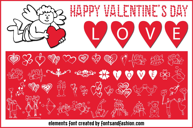 Happy Valentines Day example image 3