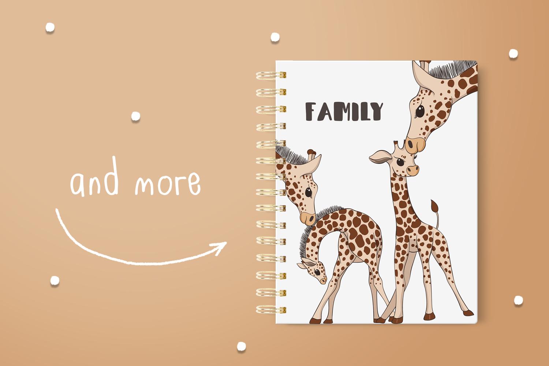 Baby Giraffes example image 5