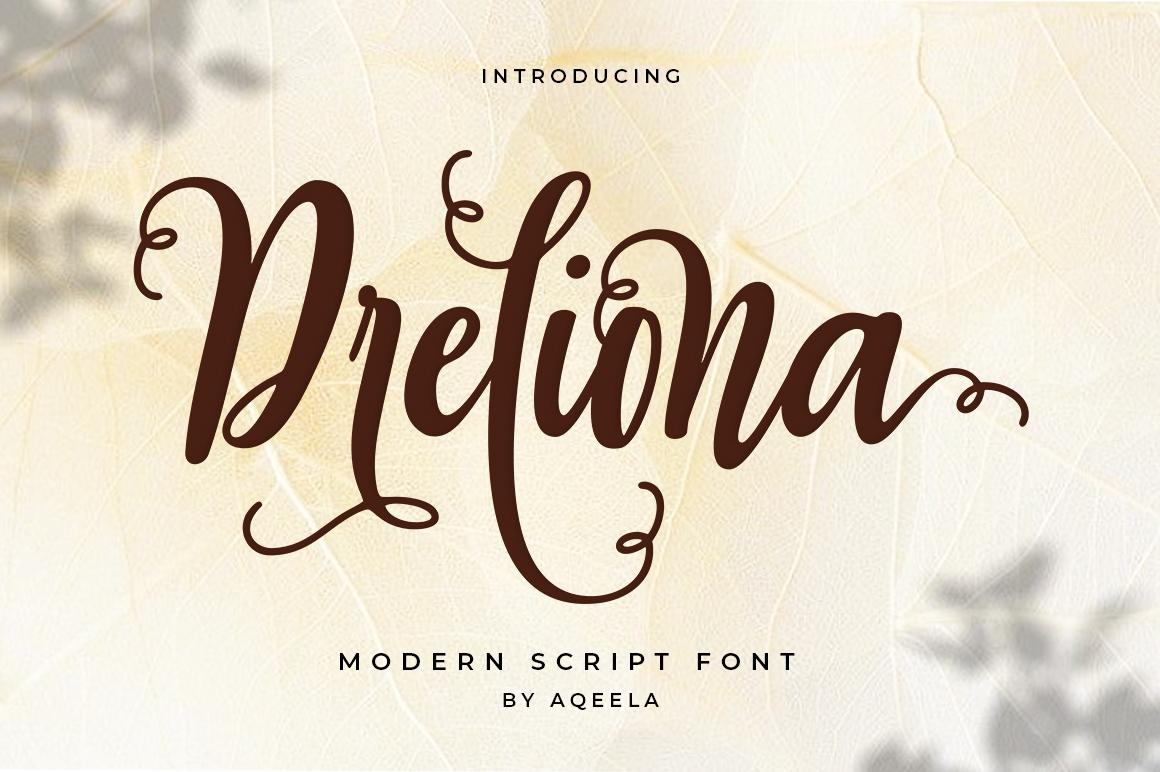 Elegant Sans & Script Font example image 11