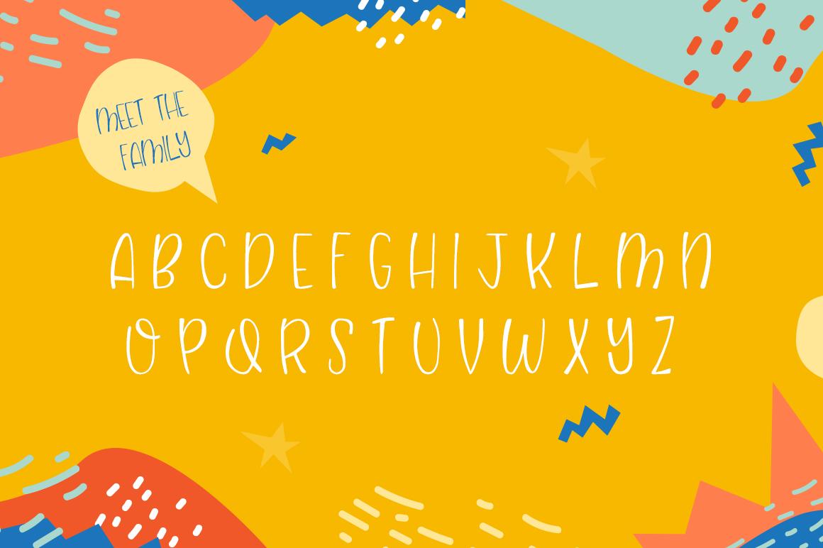 Millionaire Font example image 3