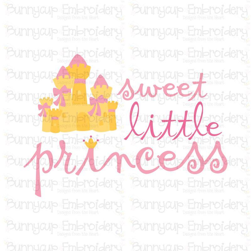 Baby Girl Sentiments- SVG, Cut Files, Clipart, Printables example image 5
