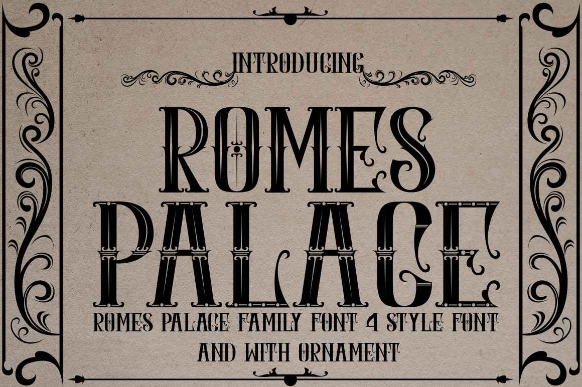 ROMES PALACE example image 4