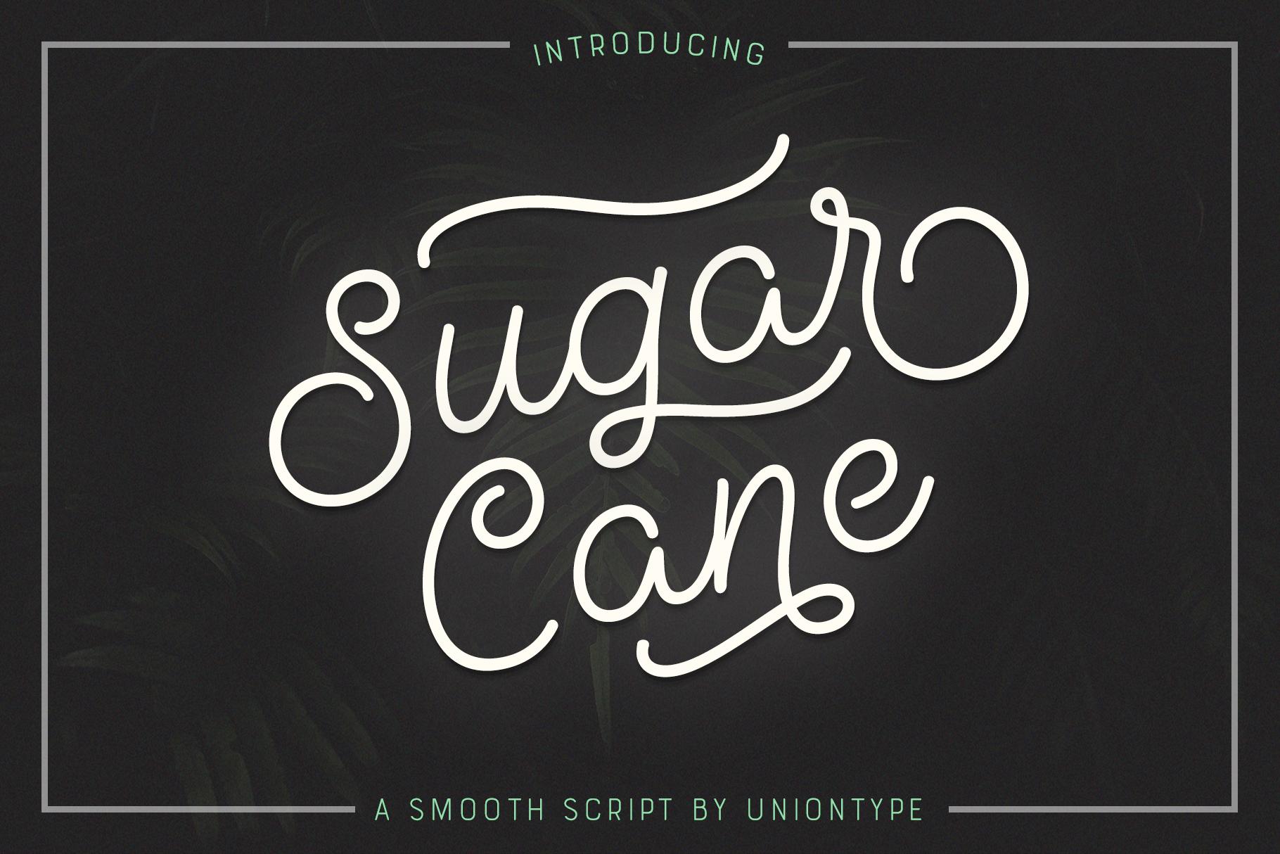 Sugar Cane example image 1