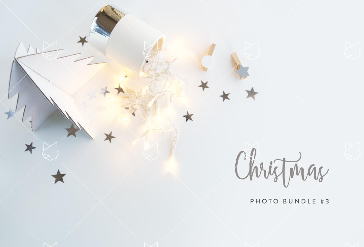 Christmas Photo Bundle #3 with FREE BONUS example image 3
