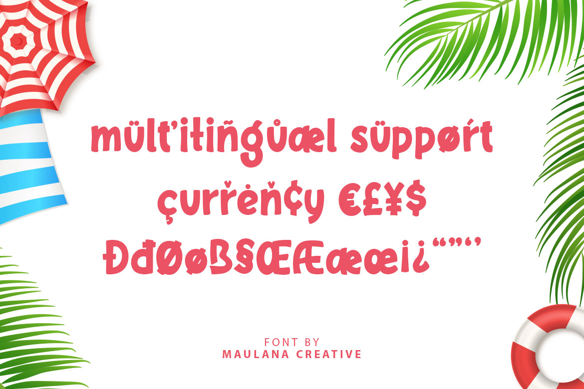 Chelsy - Cute Font Sans example image 8