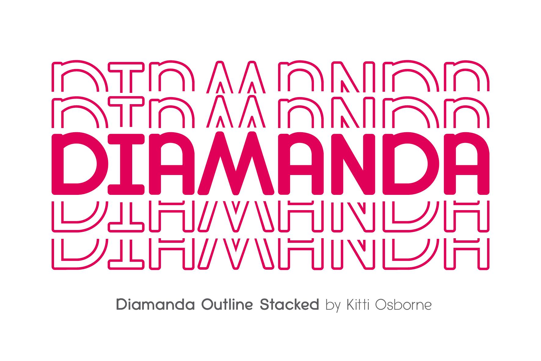 Diamanda Stacked example image 2