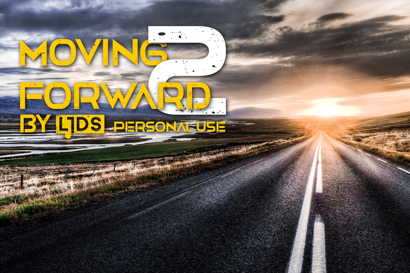 Moving Forward Pack fonts example image 2
