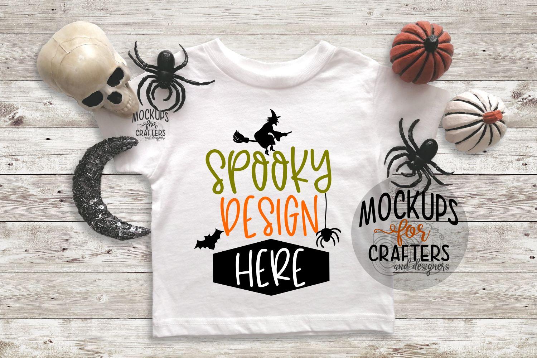 Halloween, SPOOKY MOCK-UP Bundle #2 - FIVE MOCK-UPS example image 5