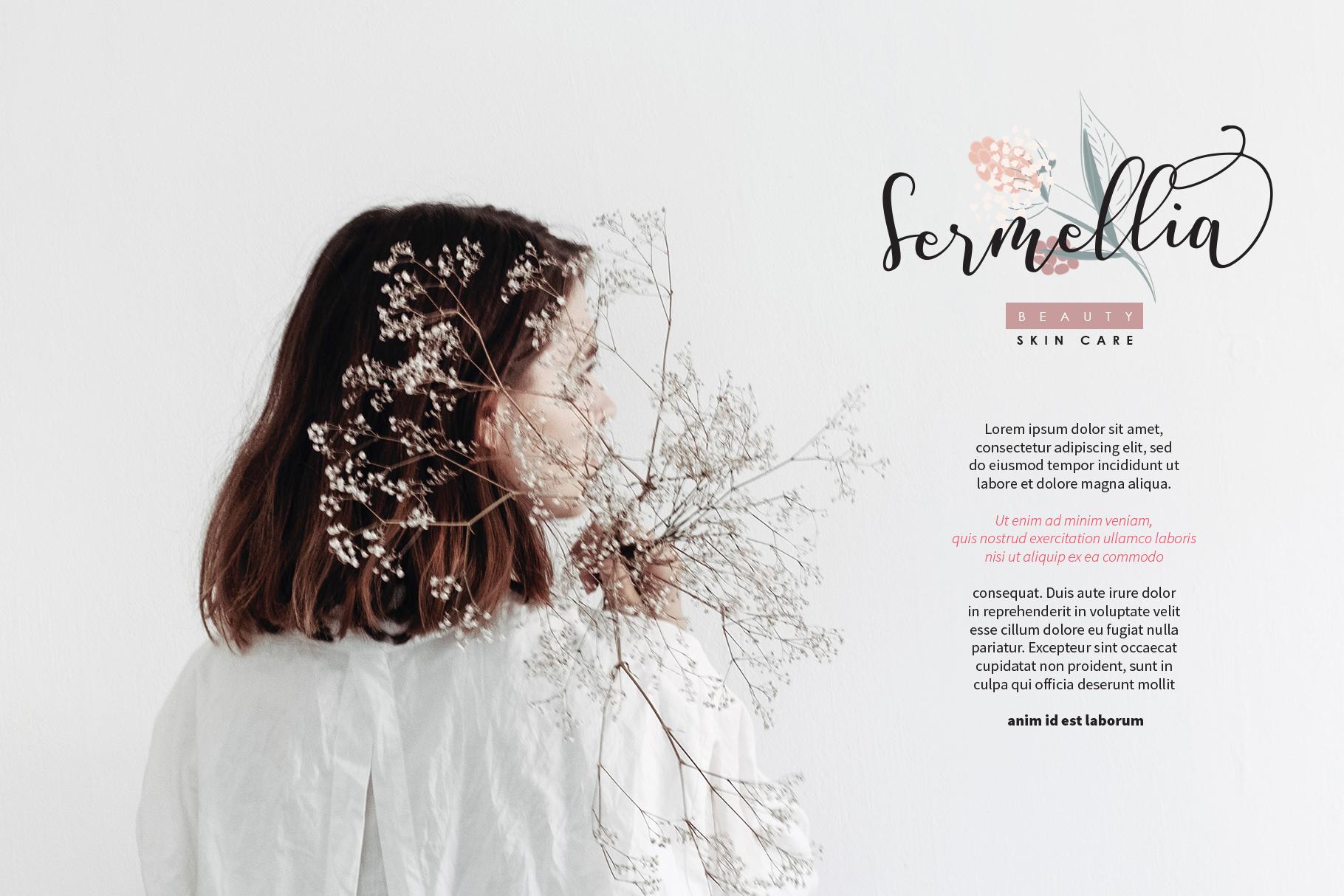 Sermellia example image 2