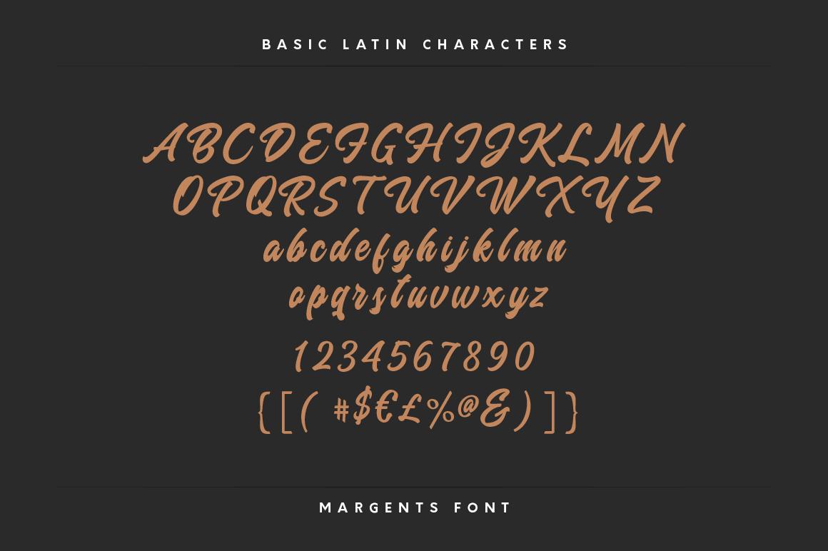 Margents - Logotype example image 11