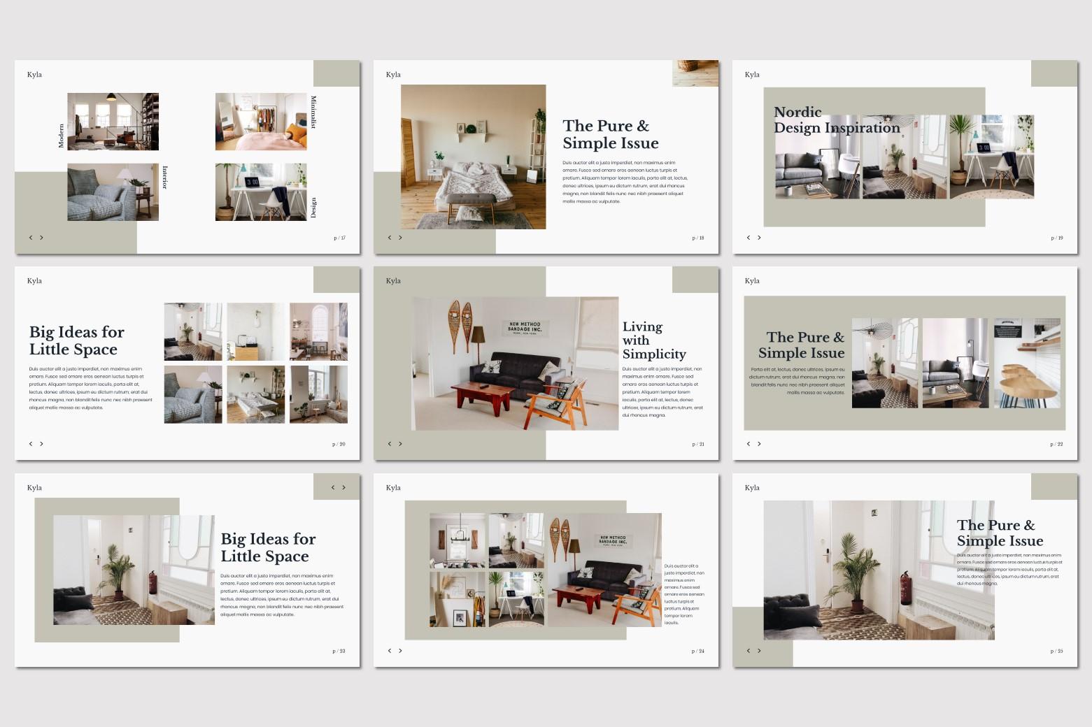 Kyla - Google Slides Template example image 6