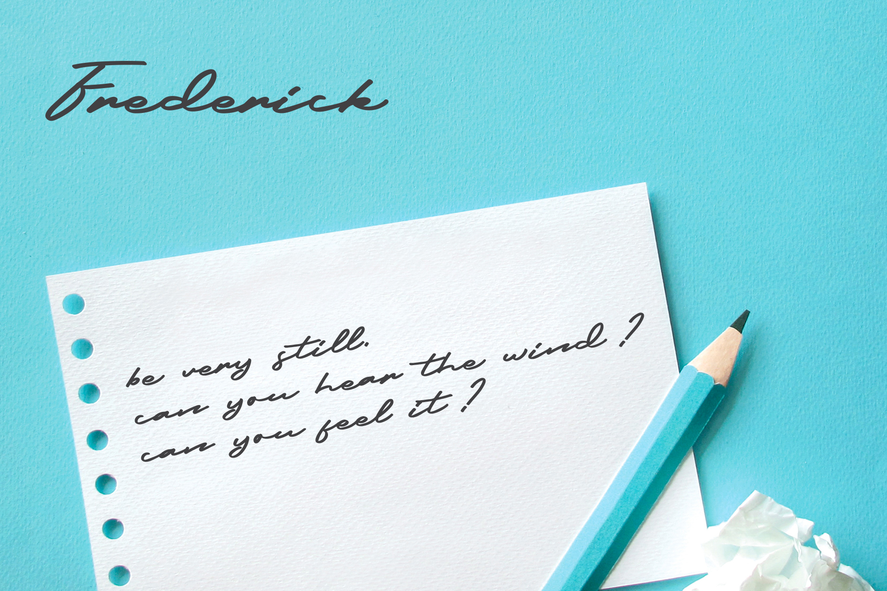 Frederick - a Classic Script Font example image 5