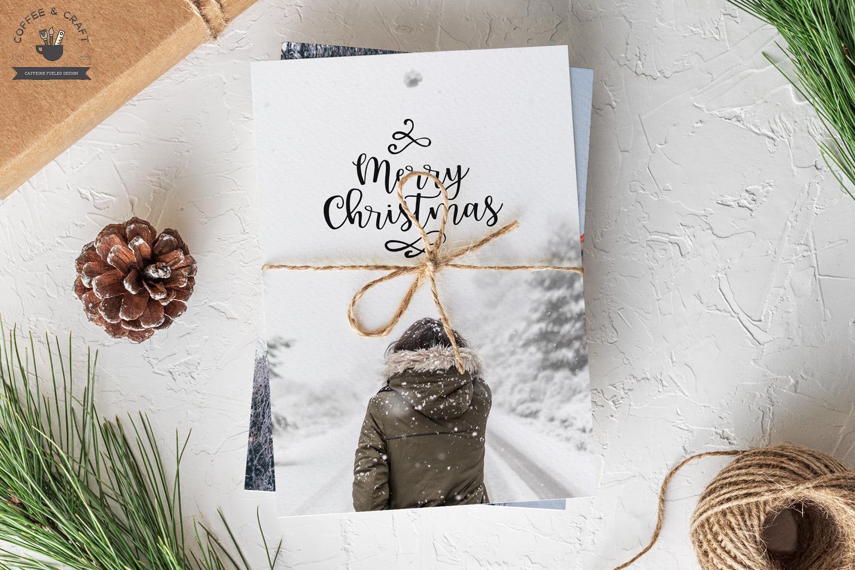 Christmas Photo Overlays example image 3