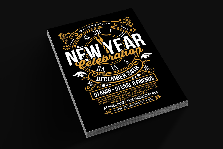 New Year 2020 Party Celebration example image 2