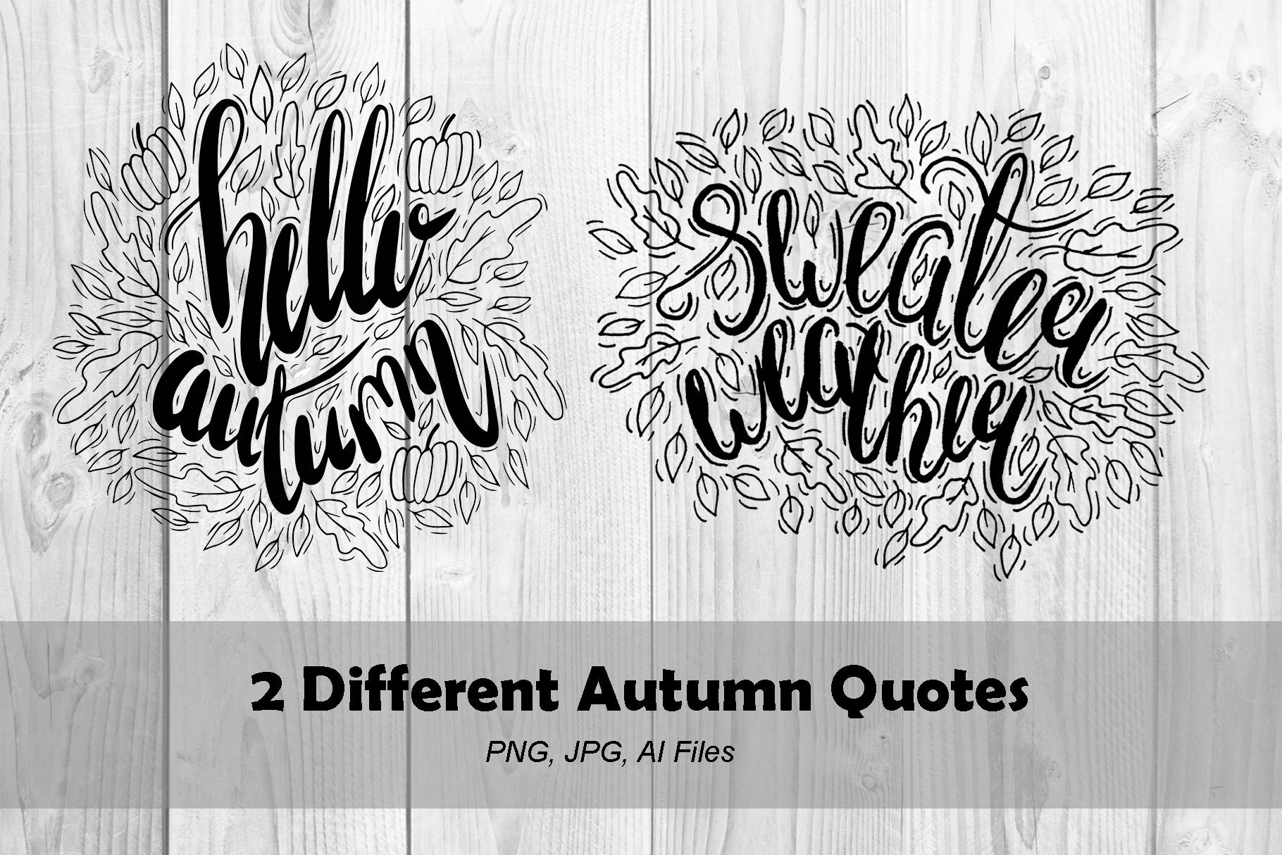 Autumn Quotes example image 1