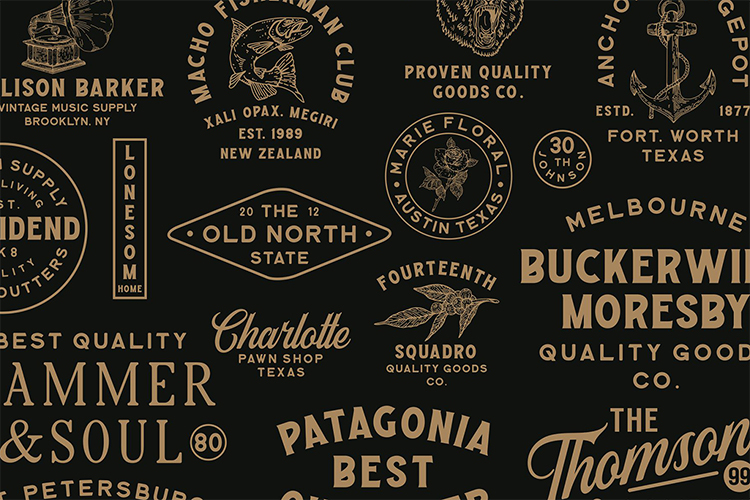 Ironhead Font Collection example image 4