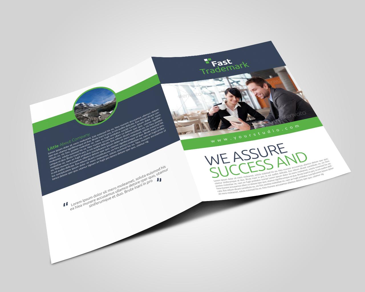 Car Repair Business Bifold Brochure example image 2
