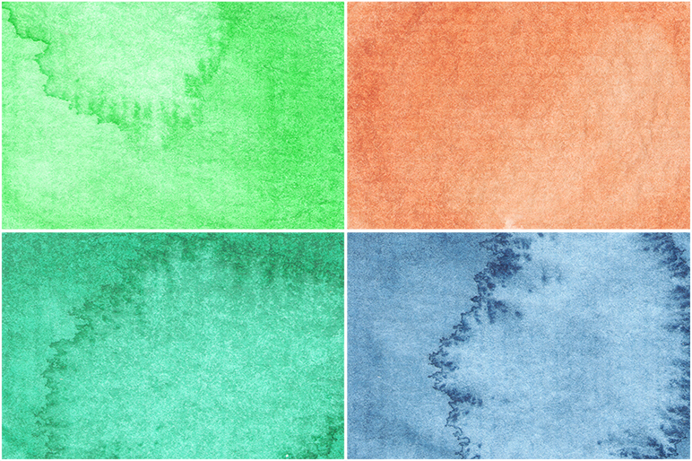 50 Watercolor Backgrounds example image 15