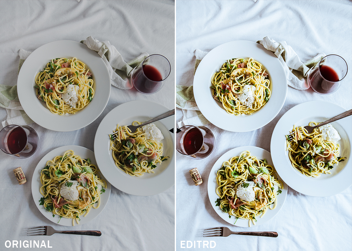 Food Blogger Lightroom Presets example image 3