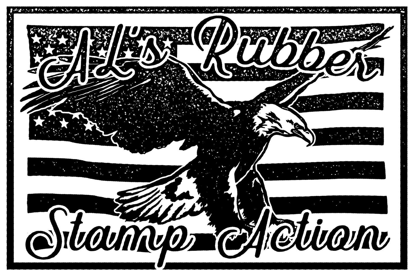 AL's Rubber Stamp Action Kit example image 5