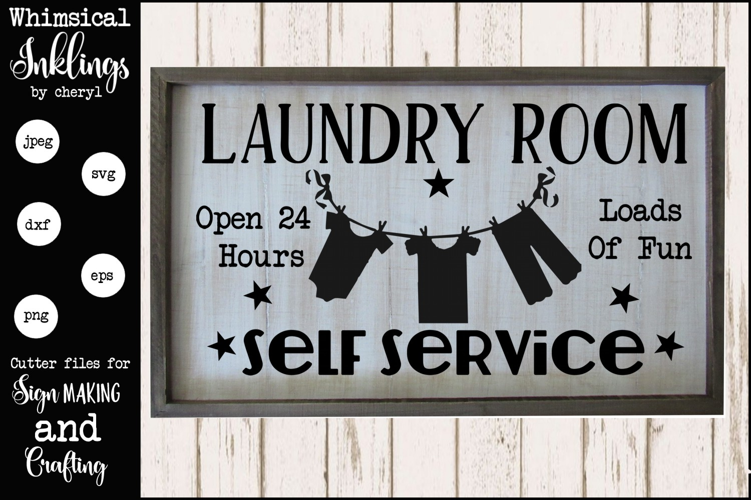 Super Laundry SVG Bundle MONTHLY SPECIAL- OVER 50 IMAGES example image 9