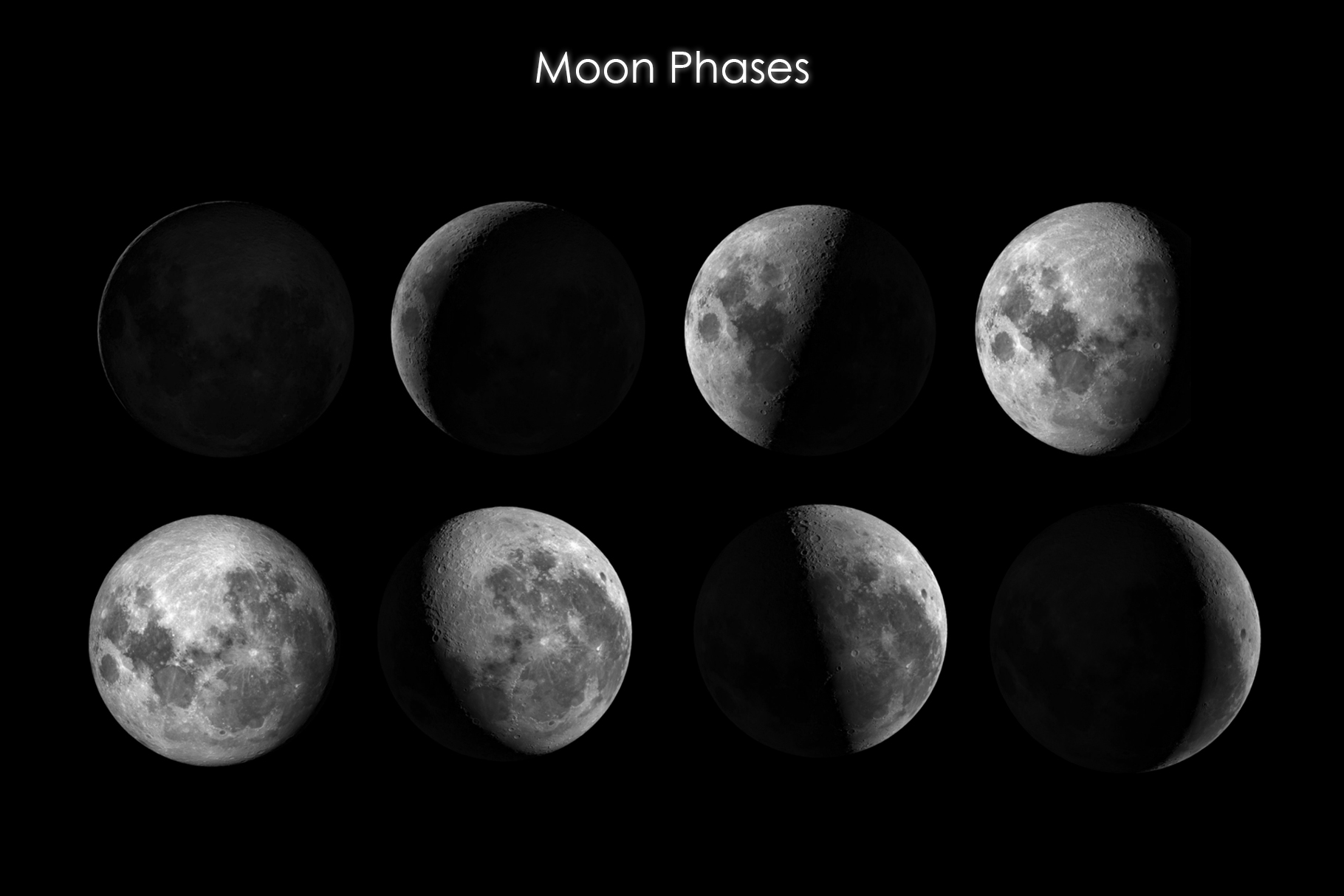 8 High Quality Moon Brushes example image 2