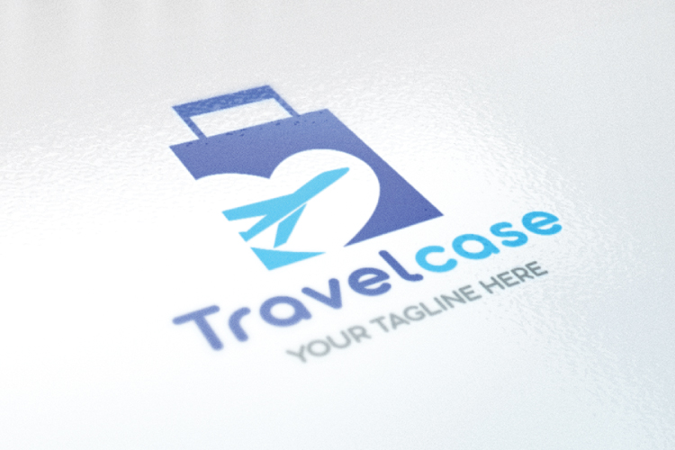 Travelling By Air Logo example image 4
